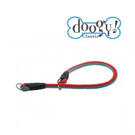 Collier corde fluo